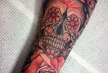 Tattoo's by my Husband ♡