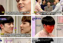 Kpop scene