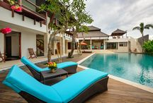 Villa Saya Canggu / ‪#‎VillaSayaCanggu‬ should be your next favorite stay within the beautiful area near #EchoBeach and #BatuBolongBeach. Beautiful and large enough for 8 person to enjoy Bali's serenity, where large pool, living area and great view are here to make memories with. Starting at USD $450/night  http://balivillasrus.com/properties/villa-saya/