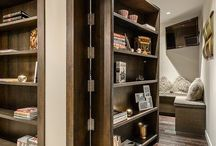Nooks and hidden spaces / by HouseOrganized