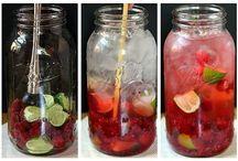 água aromatizadas