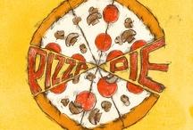 pizza tarte