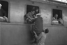 Treni in partenza