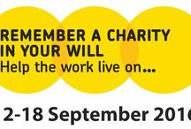 Remember A Charity Week / Every September, Dogs Trust and 140 other charities join forces to raise awareness about the importance of leaving a gift in your Will.  This year, Remember a Charity is focusing on 'living legends' and what pearls of wisdom you can pass on to the next generation. So look out for insightful quotes throughout the week on our social media accounts.  To find out more about leaving a gift in your will to Dogs Trust, visit: https://www.dogstrust.org.uk/get-involved/wills-legacies