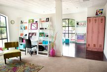 office and studio style / by Jenn Davis