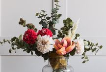 Blomster, blomster, huset fullt av blomster