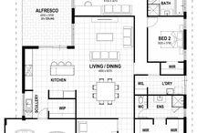 Floor plans / Layout