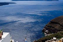 Σαντορίνη / Νησί του Αιγαίου