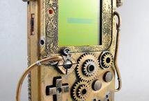 Steampunk tech