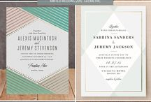 Invitation Inspiration / Making your Invitations stand out.