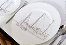 Plates / Unique and handmade plates