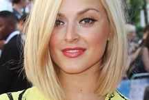 Maybe short hair style
