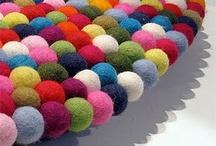 Wool Felt  / by Cecilia Marques