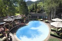 """Molly Gibson Lodge - Affordable Aspen / There are two words that are rarely seen together, but you'll find them sipping wine by a roaring fire and enjoying stunning views at the Molly Gibson Lodge - """"affordable Aspen."""" We invite you to read our latest blog post."""