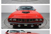 Plymouth Clasic Muscle