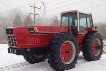 Tractors/farming
