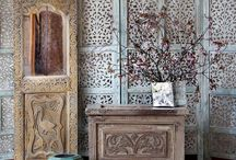 Furniture / Antique and reclaimed furniture from India  / by Holy Cow Home!!