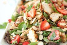 Scrumptious Salads / by Erin Spier