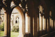   hogwarts   / aesthetics school · harry potter /