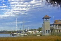 Our Harbor and Marina / Our two full-service, deep-water marinas; Landings Harbor and Delegal Creek Marina, offer easy access to the Atlantic, the Intracoastal Waterway, and inlets, creeks, and rivers. All this plus the world's finest fishing is part of everyday life at The Landings.