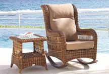 Hagemøbler / Hagemøbler, utemøbler, rotting, sommer, interiør, design, mirame, sol.