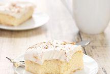 Sandra / Three milk cake