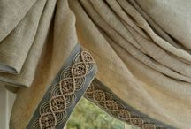 curtains / by Yvonne Wirig