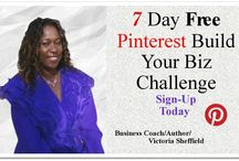 Social Media Marketing / This board will share information on how to market your business using social media. If you'd like to take one of my free courses, send me a message