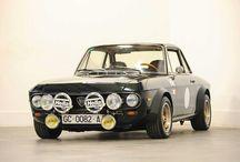 Klassieke Lancia's