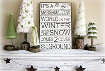 Christmas / by Johanna Ferriera