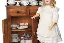 Kuchyňky pro panenky