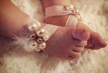baby barefoot / by Lorraine Tuten