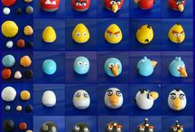 * Angry Birds *