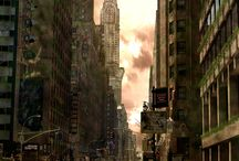 Post Apocalyptic cities