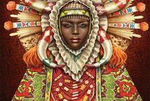 Gods, Goddesses and Myth / by Meri Arnett