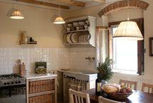 italianas / Casas de campo