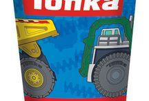 Tonka Truck Party Ideas