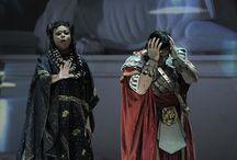 Costumi Aida, Teatro Verdi, Salerno