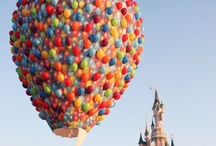 Up Up & Away In My Beautiful Balloon / by Dixie Supler