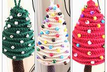crochet Nadal