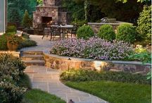 small backyard ideas / by Erin Edwards