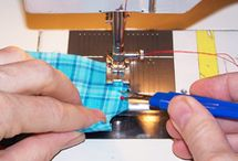Dolls: sewing clothes
