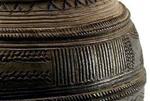 Esculturas y cerámica