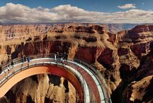 Grand Canyon West Rim / Check out a few breathtaking shots of the Grand Canyon West Rim. The Canyon is truly a natural wonder! / by Pink Jeep® Tours