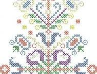 traditional slovak embroidery
