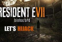 Let's Hijack Resident Evil 7