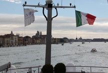 Italy - Passenger Point-of-View /  The River Countess has arrived in #Italy
