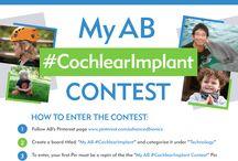 My AB Cochlear Implant