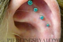Tats & Piercings / Tats & Piercings I like. / by Amber Hatfield
