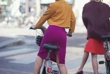 Pyöräilytyylejä